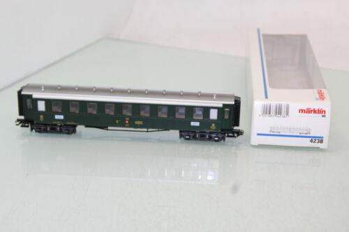 js8268 la SBB 8902 c4 en embalaje original Märklin h0 4238 vehículos implicados 3.kl