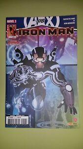 comics IRON MAN A vs X n°6 XOkp3n7t-08133049-778548836