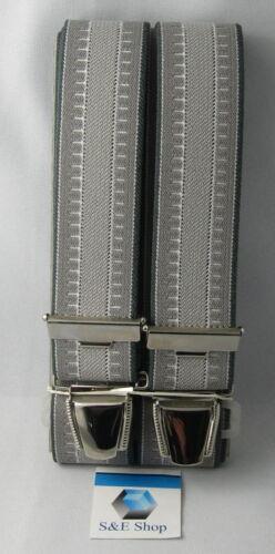 35 mm 110-140 cm mit verschiedenen Clips eigene Herstellung Hosenträger gemu