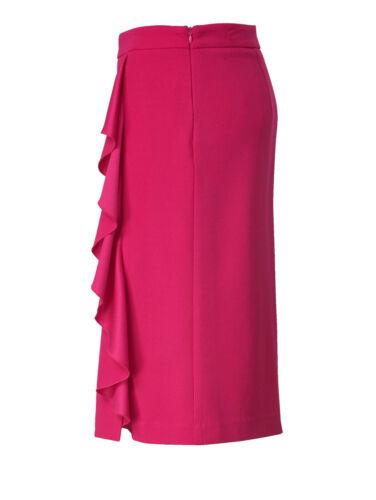 pink KP 59,99 € SALE/%/%/% NEU!! Sara Lindholm Jersey-Rock mit Volant