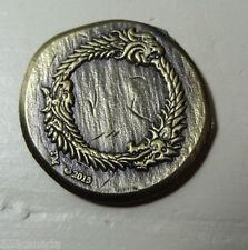 PAX 2013 East - Skyrim Oblivion Septim Ouroboros Coin - Elder Scrolls Online