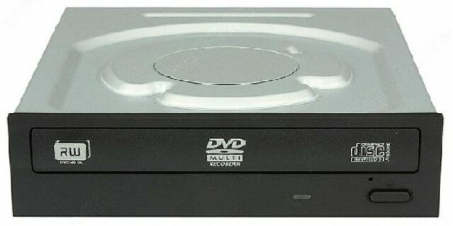 LITE-ON iHAS124-04-B All Write, Ultra Speed CD/DVD Rewritable Drive