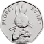 Beatrix-Potter-50P-2016-2017-2018-2019-Puddle-duck-Peter-Rabbit-Cheap-50p-Coins thumbnail 25