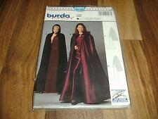 BURDA-PLUS Schnittmuster 2566        2x  GOTHIC-CAPE mit KAPUZE          34-50