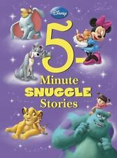 5-Minute Stories: 5-Minute Snuggle Stories by Disney Book Group Staff (2013, Hardcover)