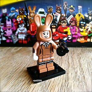 The Batman Movie Series Bunny Lego March Harriet Minifigure BRAND NEW