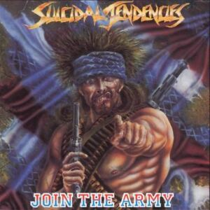 Details about SUICIDAL TENDENCIES join the army (CD Album) Speed Metal,  Punk, Thrash, Hardcore