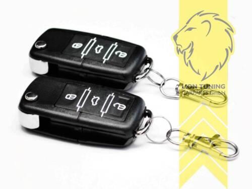 Funkfernbedienung Klappschlüssel Funk für Mercedes-Benz CLK SLK SL CLS