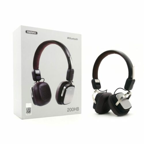 Remax  RB-200HB WirelessBluetooth Headphones Headsets For Tablets /& Smartphones