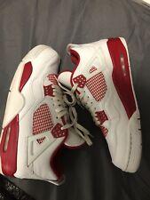 45487548c51b item 2 Nike Air Jordan 4 IV Retro Size 11.5 Alternate 89 White Red Cement  Basketball -Nike Air Jordan 4 IV Retro Size 11.5 Alternate 89 White Red  Cement ...