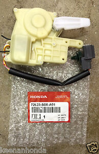 Image Is Loading Genuine Oem Honda Odyssey Penger Rear Sliding Door