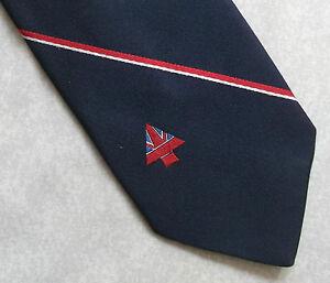Glorieux Vintage Cravate Homme Cravate Company Logo Crested Bac British Aircraft Corporation-afficher Le Titre D'origine AgréAble Au Palais