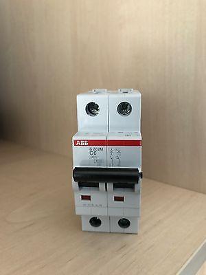 Rated:6A 1 Pole ABB S251S C6 Miniature Circuit Breaker MCB Breaking:6kA
