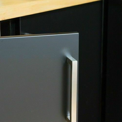 2m x 45cm MATT BLACK VINYL FILM WRAP STICKY BACK PLASTIC SELF ADHESIVE D C FIX