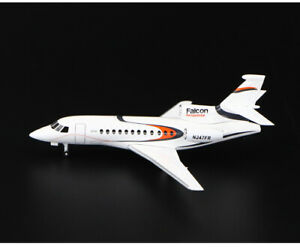 1-200-DASSAULT-FALCON-Response-900-Die-Cast-N247FR-Business-Airplane-Rare