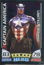Marvel Hero Attax Series 1 Base Card #55 Daredevil