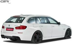 Rear Bumper Spoiler Lower Diffuser For Bmw F10 F11 M Packet Series 5