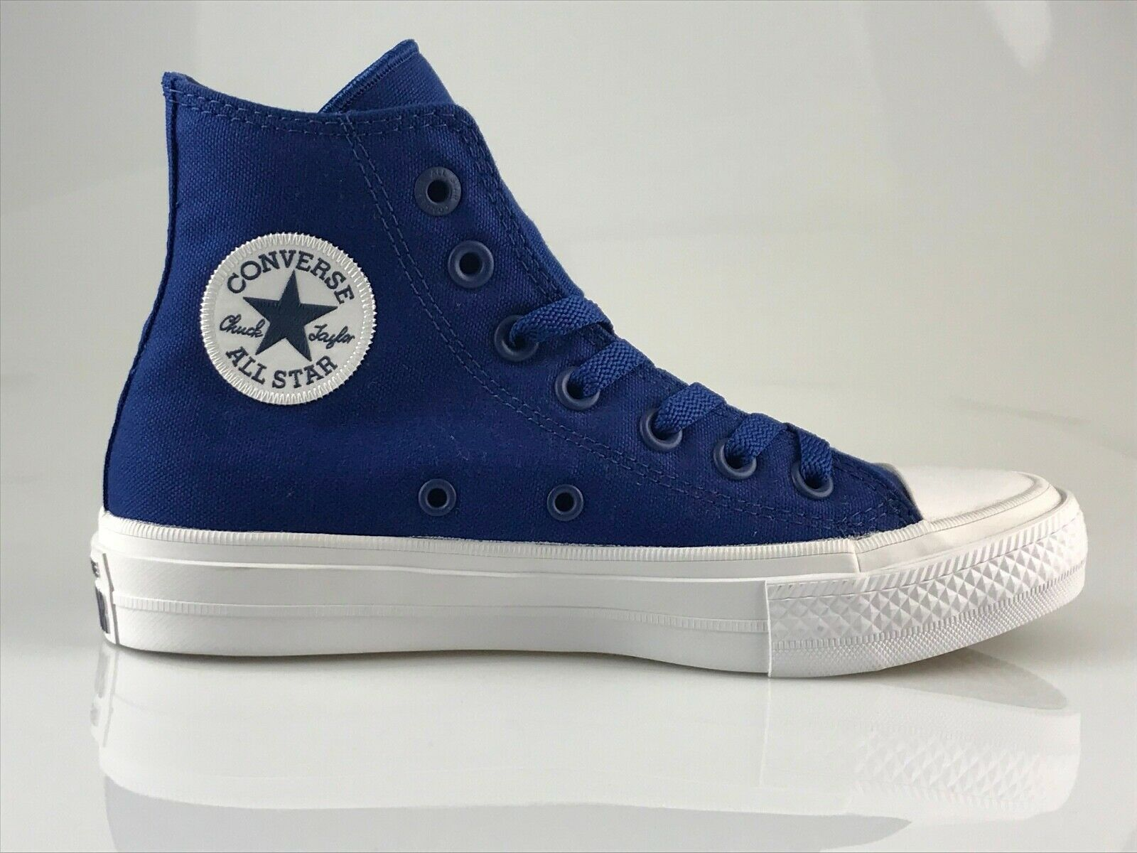 Converse Chuck Taylor All Star II High blau 150146C Turnschuhe Unisex