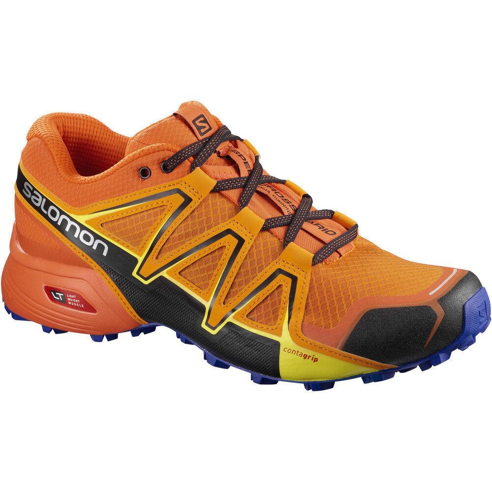 Salomon Speedcross vario 2 41 1/3 Uomo Trail In esecuzione Scarpe Nuovo UVP *