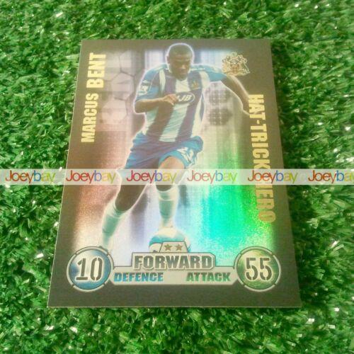 07//08 Hombre adicional del partido Heros Ltd Futbolista del mes Attax Tarjeta 2007 2008