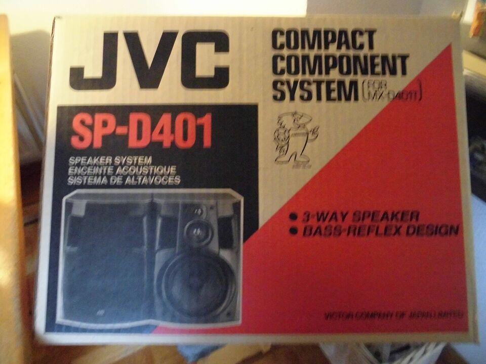 Højttaler, JVC, SP-D401