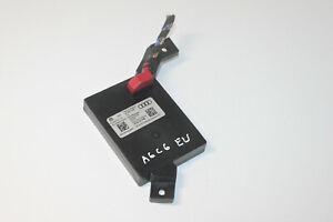 #7112 Audi A6 C6 2006 3.0TDI Guida a Sinistra Keyless Controllo Modulo 4F0910335