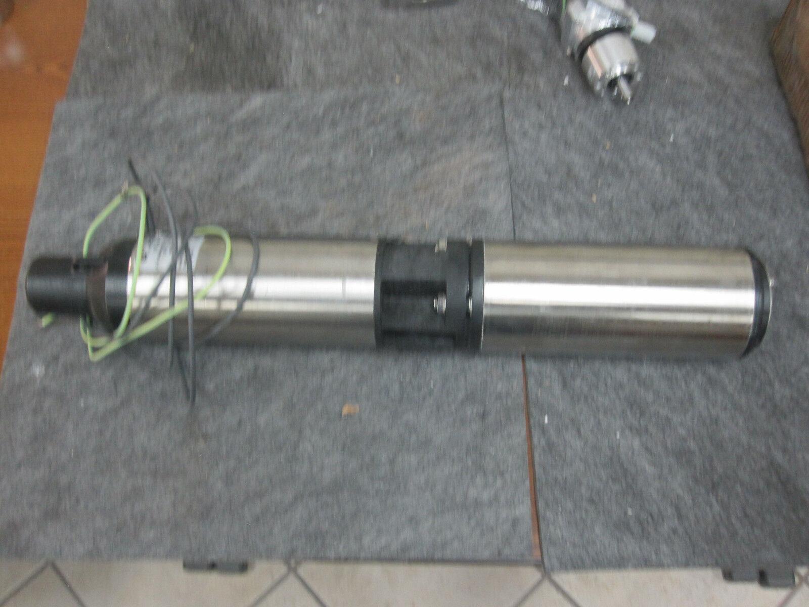 0313837 Utilitech 0.5-HP Edelstahl TauchStiefel Drachenbrunnen Pumpe UT201