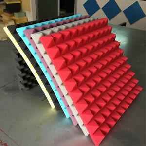 Acoustic-Sound-absorption-Panel-Soundproof-Foam-Acoustic-Foam-Flame-retardant