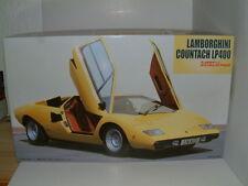 1/24 LAMBORGHINI COUNTACH LP400. PLASTIC KIT . FUJIMI