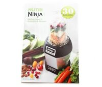 Nutri Ninja Recipe Book From Nutri Ninja Pro