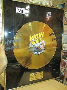 recompense disque d or  woin woin single d or