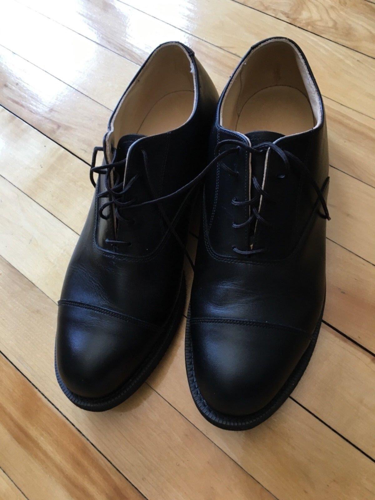 Canadian military army Oxford shoes vibram sole Scarpe classiche da uomo