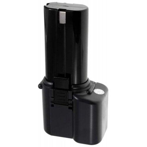 deuxième modèle Batterie pour AEG perceuse visseuse sans fil ABS 13 9,6V 200