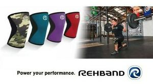 CrossFit-Knee-Support-REHBAND-7751-Core-Line-Kniebandage-Weightlifting