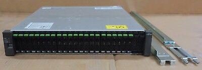 Fujitsu Eternus Dx80/90 S2 24bay 19.8tb Sas Enclosure Fts-etead2cu-l +2x Iom6 Tuur 100% Garantie