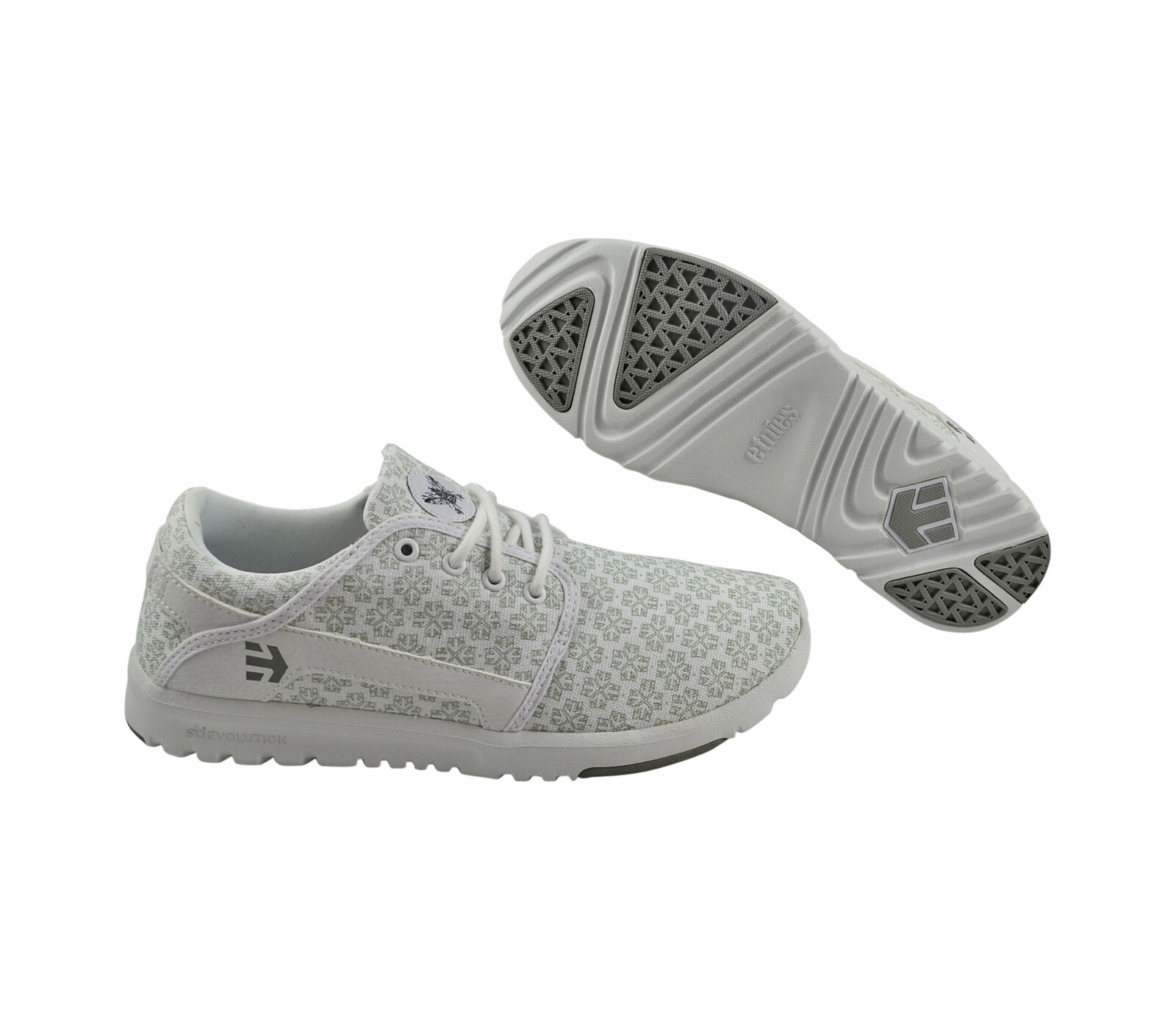 Etnies Scout X Skater- Nicomi Blanco Skater- X Zapatos/Sneaker weiß 82148a