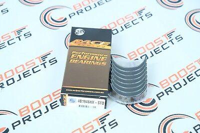 "M50B27 w//+.001/"" Oil Clearance M20B25 M50B20 ACL Rod Bearings For BMW M20B20"
