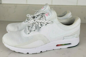 Nike Air Max Zero QS LGBT Be True Pride Rainbow 789695 101 Sz 12