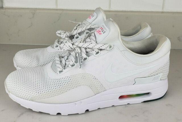Nike Air Max Zero QS LGBT Be True Pride Rainbow 789695 101 Sz 12