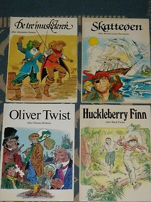 finn pape børnebøger