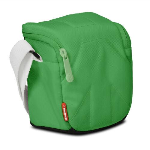 Manfrotto Solo Funda Para Digital SLR-I Verde Brillante
