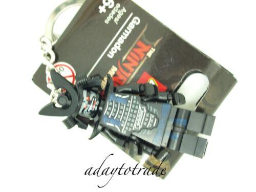 Garmadon 853757 RBB LEGO Ninjago Minifigure Key Ring