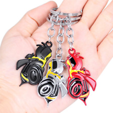 3x Yellow Rumble Bee Key Chain Car Keychain Ring Keyfob For Ram 1500 2500 3500 Fits More Than One Vehicle