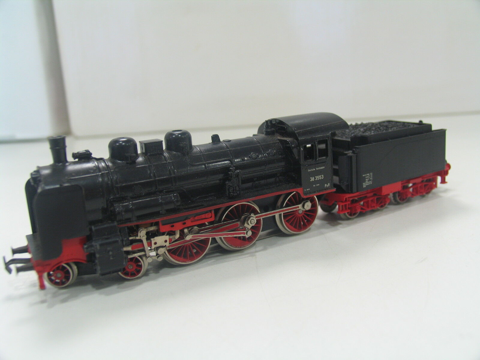 Märklin 3099 Steam Locomotive BR 38 the DB pa126