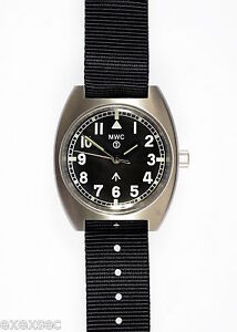 MWC-Classic-1970-039-s-Pattern-Mechanical-W10-Military-Watch-on-N-A-T-O-Strap
