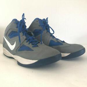 mezcla mil millones pobreza  Nike Zoom Born Ready - Blue Gray White - Hi-tops 610229-006 US 13 | eBay