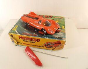 Pactra Spanien Nr 745 Porsche 917 Radio Control Fernbedienung Antik Selten Die Neueste Mode Modellbau Autos, Lkw & Busse