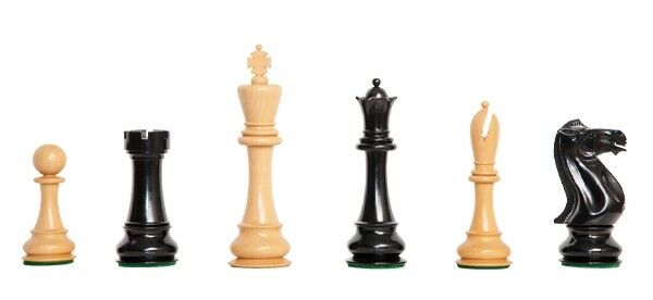 USCF Sales The St. Petersburg 1895  Luxury Chess Set - Pieces Only - 6.0  re -  il più alla moda