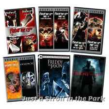 Friday the 13th Jason X Complete 12 Movie Film Series Box/DVD Set(s) Collection