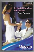 In the Millionaire's Possession by Sara Craven (2010, Paperback)